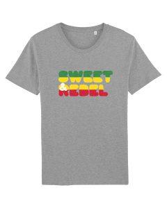 Sweet and Rebel logo #3 T-shirt