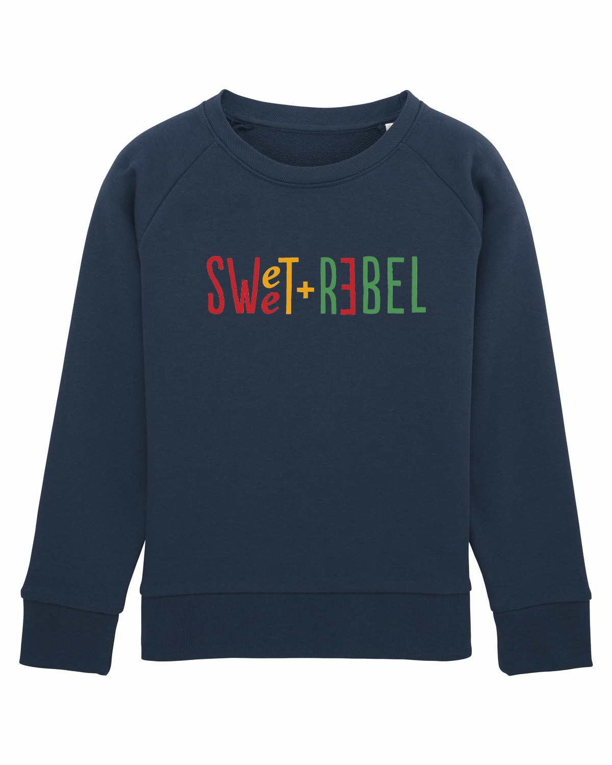 Logo Sweet And Rebel 2 Mini Scouts Sweater Kids Sweet And Rebel